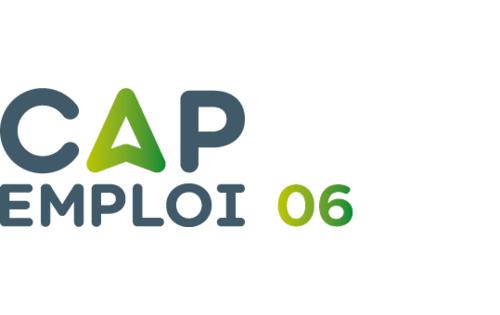 Logo Cap emploi 06 Alpes-Maritimes, Saint-Laurent-du-Var (Réseau Cap emploi)